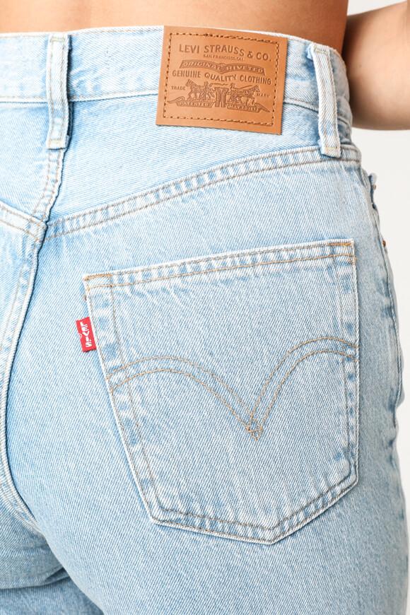 Bild von Ribcage Straight Ankle Jeans L27