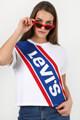 Levi's - T-Shirt - White