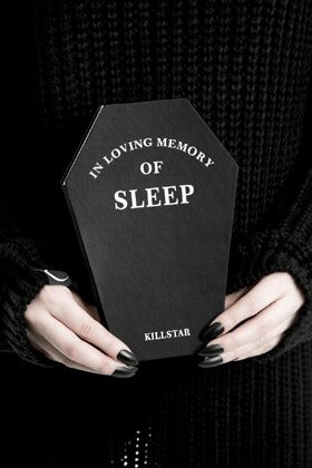 Picture of Sleep Coffin Journal