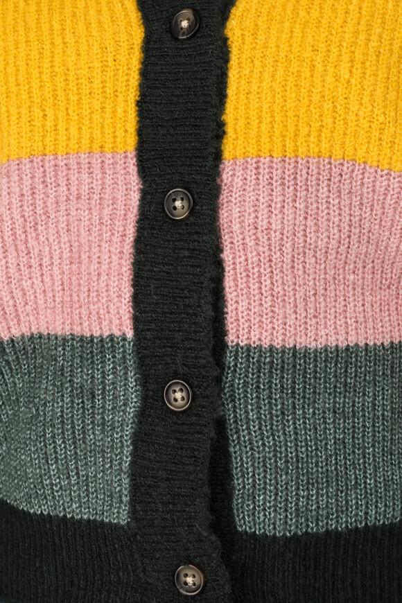 Image sur Jaquette en tricot épais