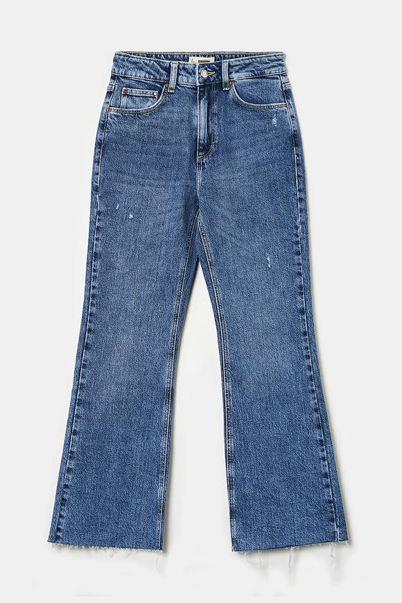 Bild von Cropped Flare Jeans