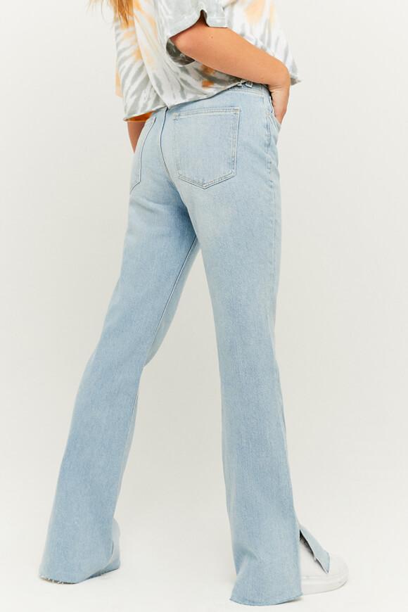 Bild von High Waist Flare Jeans