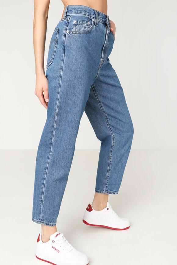 Bild von High Loose Taper Jeans