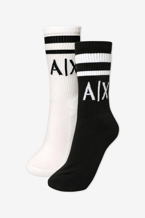 Image sur Lot de 2 paires de chaussettes