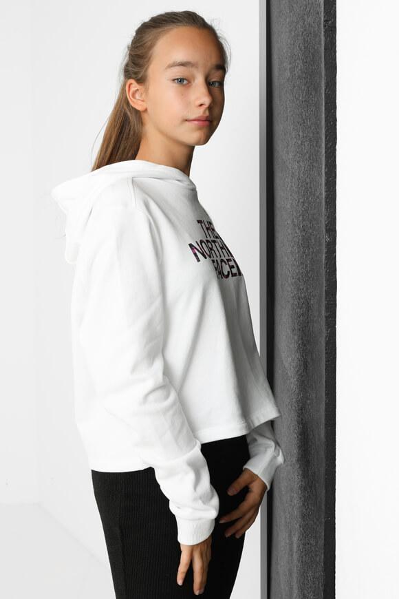 Image sur Sweatshirt court à capuchon