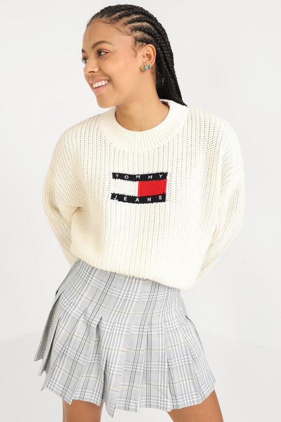 Image sur Pull en tricot épais