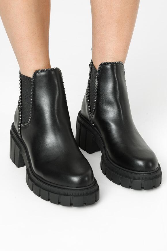 Bild von Plateau Chelsea Boots