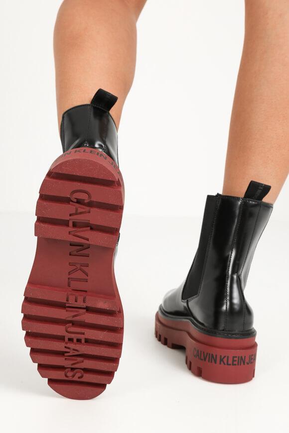 Image sur Chelsea boots plateau