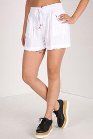 Ruby Tuesday - Shorts - White