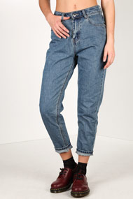 Ruby Tuesday - Mom Fit Jeans - Blue