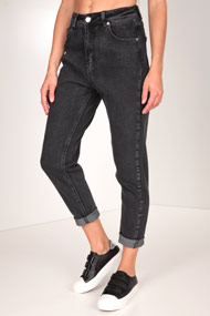Ruby Tuesday - Mom Fit Jeans - Black