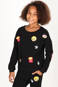 Amazing - Sweatshirt - Black + Multicolor