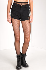 Ruby Tuesday - Jeansshorts - Black