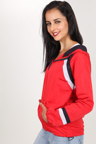 Ruby Tuesday - Leichte Jacke - Red + Navy Blue + White