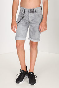 Reset - Jeansshorts - Light Grey