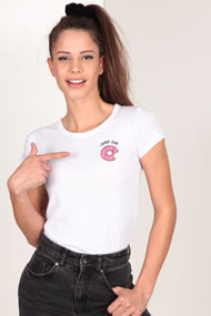 Ruby Tuesday - T-Shirt - White
