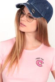 Ruby Tuesday - T-Shirt - Rose