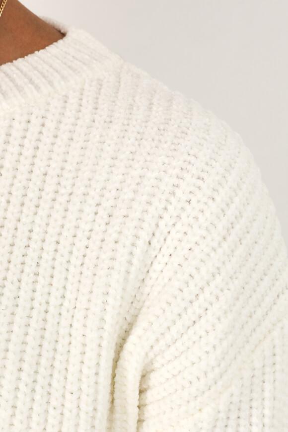 Image sur Pull en tricot chenille