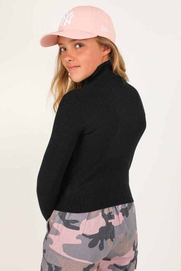 Image sur Pull en tricot côtelé