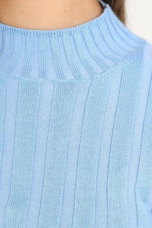 Image sur Shirt manches longues côtelé
