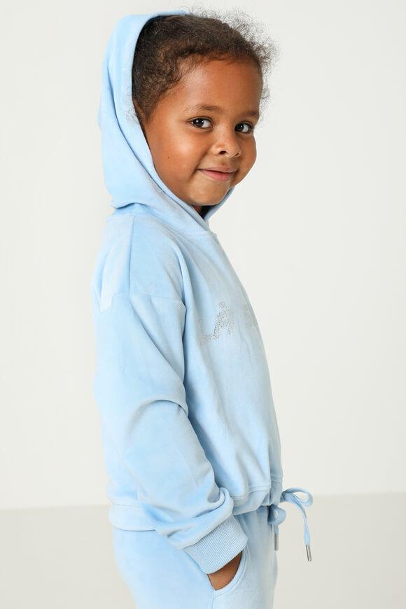 Bild von Kids Samt Sweatshirt